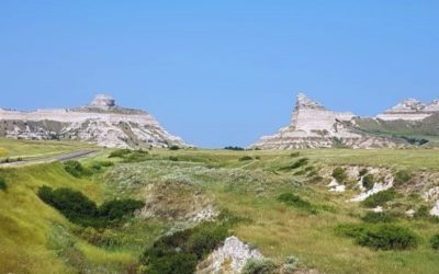 USA – ScottsBluff National Monument – Nebraska