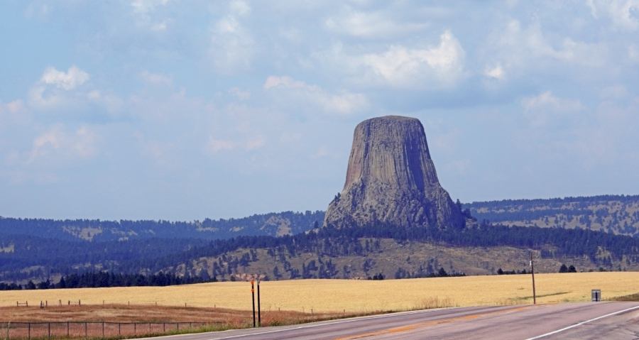 USA – Devils Tower – Wyoming