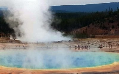 USA – L'Ouest de Yellowstone: de Gardiner à West-Yellowstone