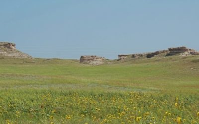 USA – De Scottsbluff à Interior – Nebraska – South Dakota