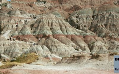 USA – Badlands National Park – South Dakota