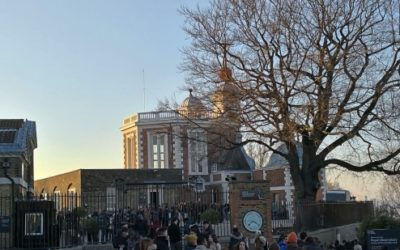 L'Observatoire royal de Greenwich – Londres